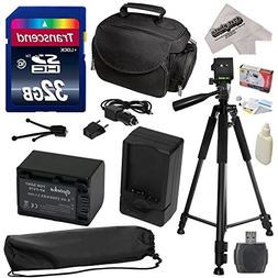 Must Have Accessory Kit for Sony PJ10, PJ26V, PJ30V, PJ50V,