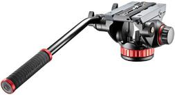 Manfrotto MVH502AH Pro Video Tripod Head with Flat Base w Fl