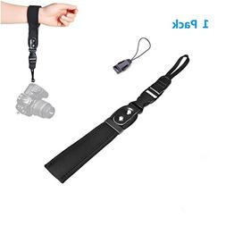 LXH Neoprene Adjustable Camera Wrist Hand Strap For Sony A65