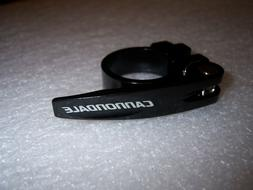 new quick release seatpost clamp 31 8mm