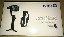 NEW Sirui Swift M1 3-Axis Gimbal Stabilizer w/ Optional VD01