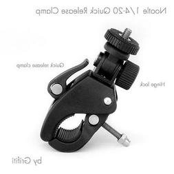 GRIFITI NOOTLE QUICK RELEASE PIPE CLAMP 1/4 20 THREADED CAME