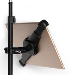 Grifiti Nootle Quick Release Pipe Clamp and iPad mini 1,2 Tr