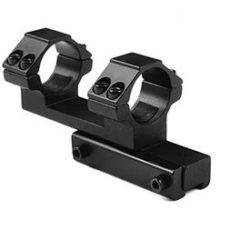 Mizugiwa One Piece High Profile Offset Airgun Mount Ring for