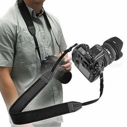 Padded Nylon PU Quick-Release Camera Belt Neck Strap for Sno