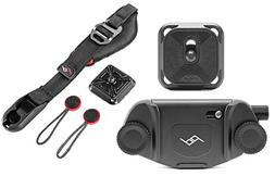 Peak Design Capture Camera Clip V3 and CL-2 Clutch Camera Ha