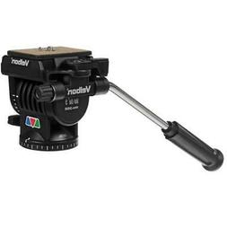 PH-368 Vel-Flo 9 Mini-Pro, 2-Way Panhead with Quick Release,