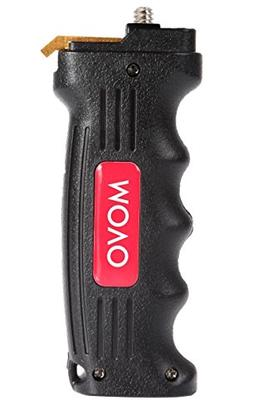 Movo Pistol Hand Grip Video Stabilizer Handle with Quick Rel