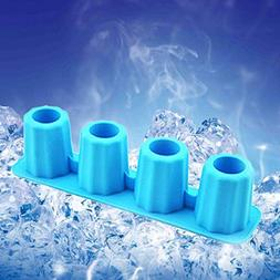 Popsicle Molds - Cup Mold Silicone Cooking Cookie Cutter Ice