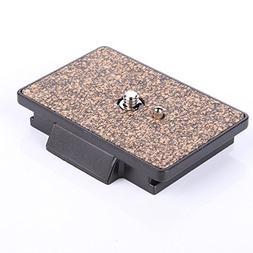 portable quick release plate replace