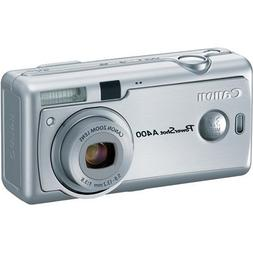 Canon PowerShot A400 3.2MP Digital Camera with 2.2x Optical