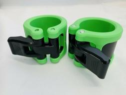 """Clout Fitness PRO Premiere Quick Release Pair of Locking 2"""""""