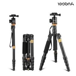 "Andoer Professional 53"" Tripod & Monopod with Ball Head and"