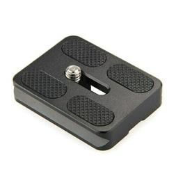 PU-50 Universal Quick Release Plate for Benro Mefoto Arca Sw