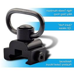 qd sling swivel mount