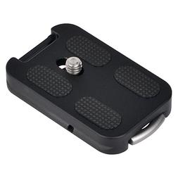 Hifine QR-60 Camera Quick Release Plate With Strap Buckle An