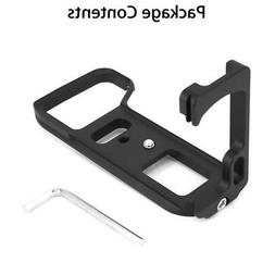QR Quick Release L Plate Bracket Hand Grip Holder Stand For