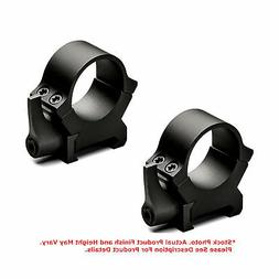 Leupold QRW2 30mm Quick Release Steel Scope Rings-Low Height