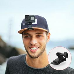 Quick-Release Backpack Cap Hat Clip Mount Clamp For Gopro He