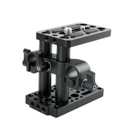 NICEYRIG Quick Release Baseplate Mount for DSLR Camera Tripo