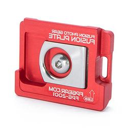 Fusion Plate Quick Release Plate Compatible with Manfrotto R