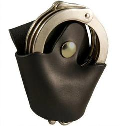 Boston Leather Quick Release Cuff Case For 2 1/4inch Belt -