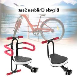 Quick Release Front Mount Child Bicycle Seat Kids Saddle cus