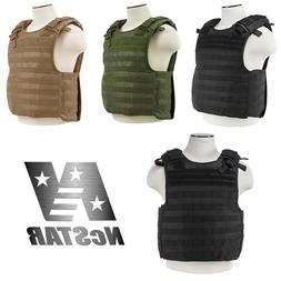 NcSTAR Quick Release Level III Operator MOLLE Plate Carrier