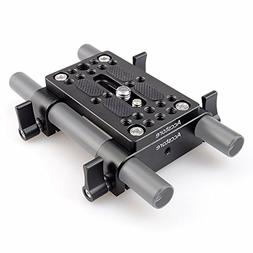 quick release mounting plate tripod