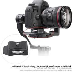 Quick Release Plate Gimbal Increased Pad for Zhiyun Crane/ D