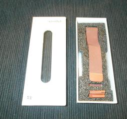 Fullmosa Quick Release Watch Band, 22 mm, Rose Pink, Magneti