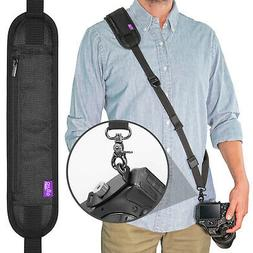 Rapid Fire Camera Strap - Neck Shoulder Sling w/ Quick Relea