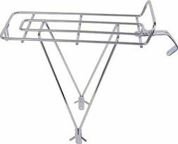 Wald Rear Bike Rack, Chrome