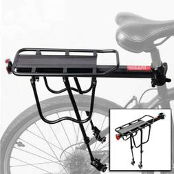 Rear Bike Rack Bicycle Cargo Rack Quick Release Luggage Carr