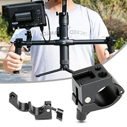 Rod Clamp Mount 22mm for Zhiyun Crane 2, Monitor Mount Holde
