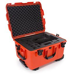 Nanuk Ronin MX Waterproof Hard Case with Wheels and Custom F