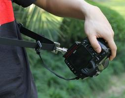 Safety Rope Carry Speed for Nikon Canon Camera neck Strap Al