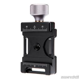 Andoer Screw Knob Quick Release Clamp Compatible with Arca S