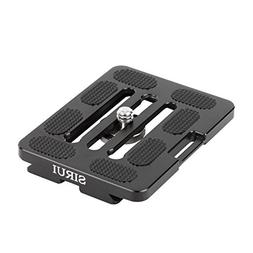 Sirui Ty-70X Quick Release Plate, Black, TY-70X