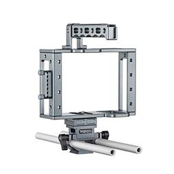 Sevenoak SK-C03 Aluminum Camera Cage with Top Handle, HDMI A