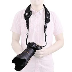 Tycka Camera Sling Belt, Camera Neck Strap, nonslip breathab