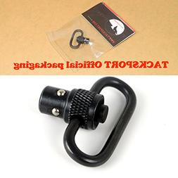 Tacksport Sling Mount 1 inch Loop QD Sling Swivel with Push
