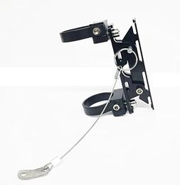 smd QUICK RELEASE FIRE EXTINGUISHER MOUNT W/CLAMPS 1.75 In T