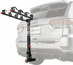 Allen Sports Deluxe+ Locking Quick Release 4-Bike Carrier Fo