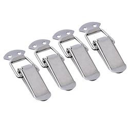 Accessbuy Stainless Steel Spring Loaded Toggle Latch Catch C