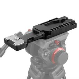 SmallRig Universal Quick Release Tripod Adapter Plate for So