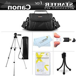 Starter Accessories Kit For The Canon Powershot SX400 IS, SX