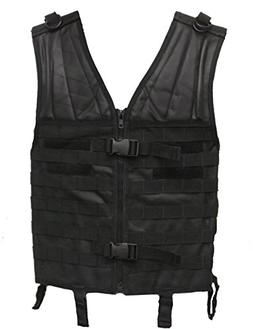 Ultimate Arms Gear Stealth Black MOLLE SWAT Military Hunting