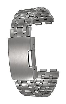 steel metal watchband