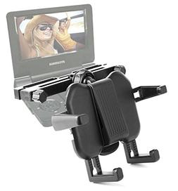DURAGADGET Sturdy Adjustable Holder For Portable DVD players